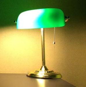 A lámpára minden nap szükség van
