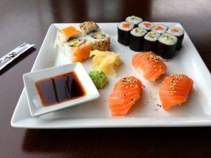 Az IMÁZS étterem finom sushit szállít Önnek