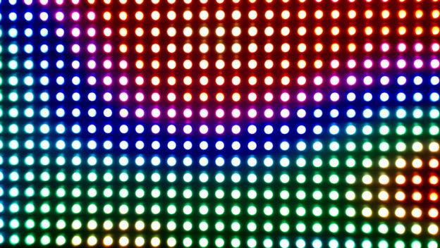RGB-LED ar