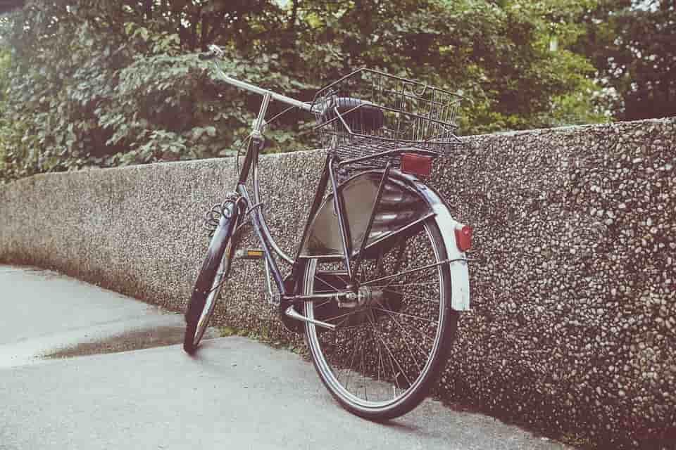 Csepel női kerékpár
