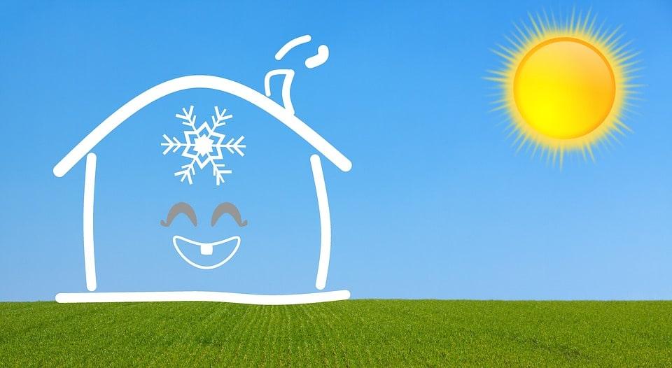 Adszorpciós páramentesítő a hideg helyekre
