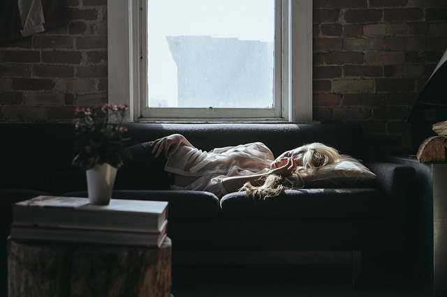 Kényelmes kanapé alváshoz