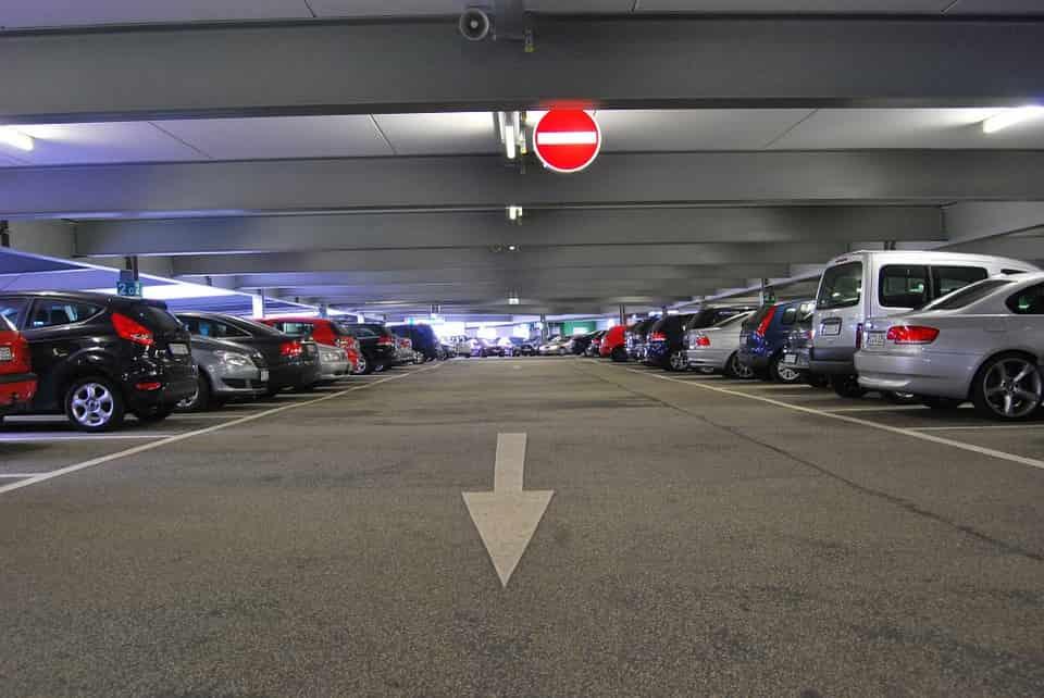 Budapest Ferihegy parkolás