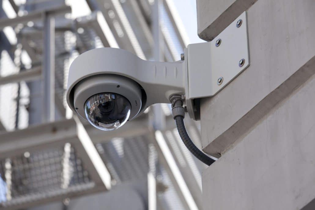 kamera rendszer kiépítése