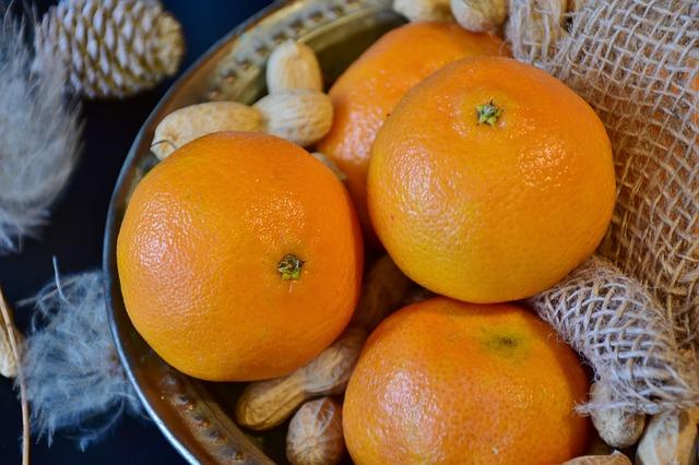 Kellemes citrus illat