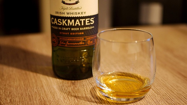 Ír whisky