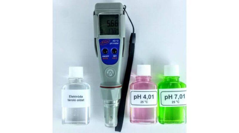 pH mérő
